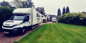 House Removals in Leatherhead